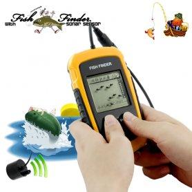 Detector de pesti portabil