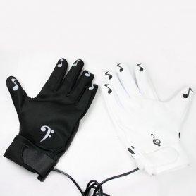 Piano gloves