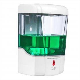 Automatyczny dozownik mydła na ścianie 600 ml