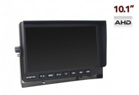 "AHD LCD car monitor 10,1 ""+ 3 AV inputs"