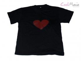 Lovers T-shirt - coeur