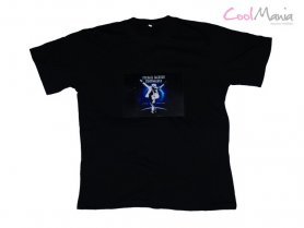 Camisetas LED - Michael Jackson