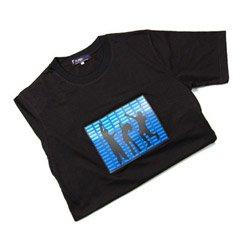 Wholesale led shirts - Blue