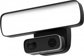 Bewegungssensor Kamera PIR mit FULL HD + Wifi + LED-Licht 16W + IR Nachtsicht + Sirene + Lautsprecher