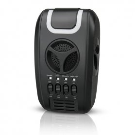 Multifunctional insect and rodent repellent + air purifier