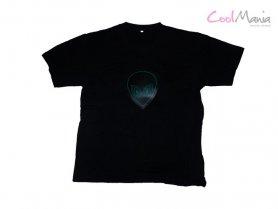 Led T-shirts - Alien