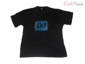 DJ tričko - Blikajúce