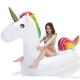 Giant Unicorn - Inflatable pool toys