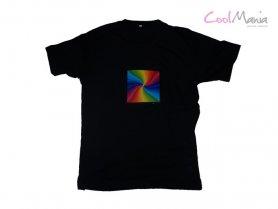 Tee-shirt lumineux - Psytrance