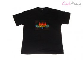 Camiseta led - Hip Hop