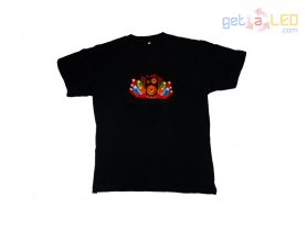 T-shirts qui s'allument - Amazing Hi-Fi