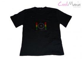 Flashing t shirt - DJ Player