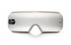 Masseur oculaire numérique sans fil ISee4 avec compression et musique chaudes