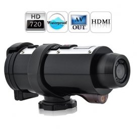 Action sports camera HD 720P - Master Helmet SG