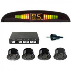 Parking Sensors with LCD Display