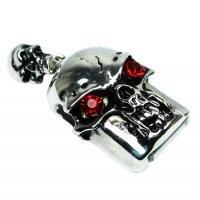 USB-Schlüssel - Schädel