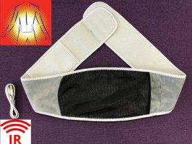 Отопляем колан за кръста и гърба - инфрачервено отопление