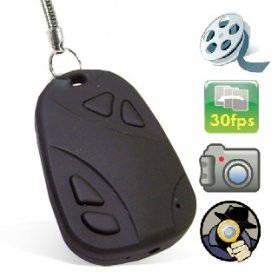 Spy kamera u keychain + 2GB SD