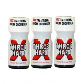 Poppers - THROB HARD 10 ml