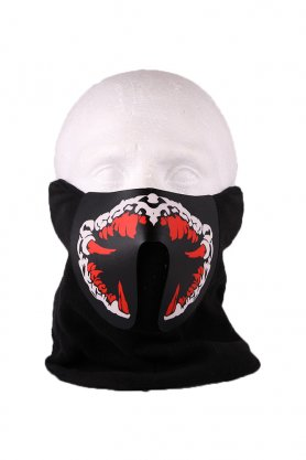 Light up mask Lycan - sound sensitive