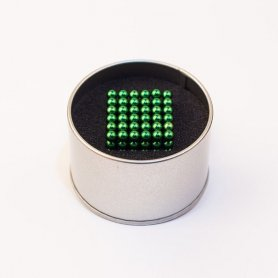 Magnetic balls 5mm neocube - green