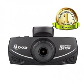 DOD LS470W - the best car camera with GPS