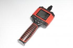 """マイクロSDに記録可能な2,3 """"LCD付きボアスコープ(640×480)"""