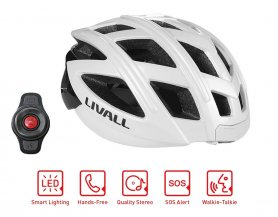 Bike helmets Smart - Livall BH60SE