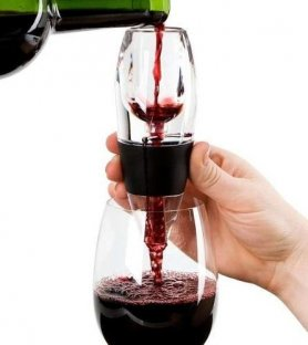Aerator Magic Decanter - narrow neck