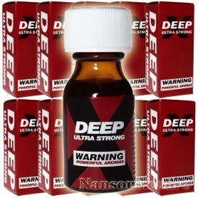 Poppers - Deep Ultra Strong 15 ml Flasche