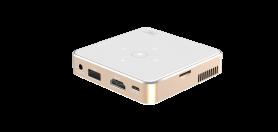 Mini projektor - a legkisebb zseb LED projektor USB / HDMI-vel