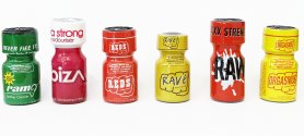 Poppers EXTRA PACK - 3x MIX
