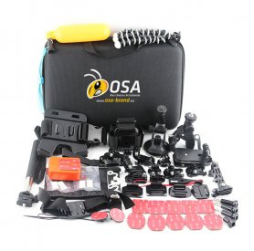 Set of accessory for action cameras - OSA PACK Profi