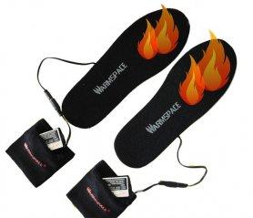 Bateria recarregável de 2000mAh para palmilhas aquecidas para botas - tamanho do sapato: EUR 36-46