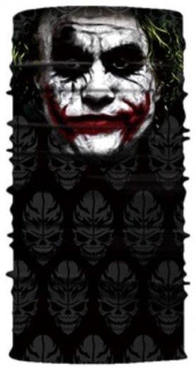 Bandana JOKER - Pañuelos multifuncionales en la cara o la cabeza