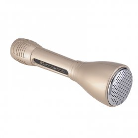 Bluetooth wireless karaoke microphone 2v1 with speaker