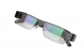 Wifi glasses hidden spy camera with FULL HD + P2P live video transmission