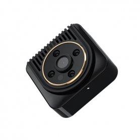 Mini HD kamera s IR Night Visionom i kut gledanja do 150 ° + WiFi