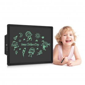 "Smart writing board with LCD 20"" for childrens and adults"