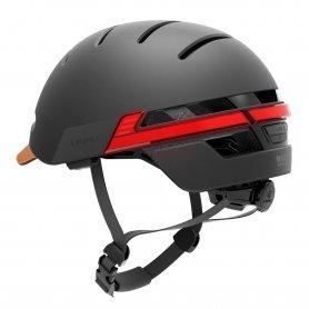 Set casca inteligent - Livall BH51M bluetooth pentru biciclete + extensie multifuncțională cu bancă de putere 5000mAh + senzor de viteză nano