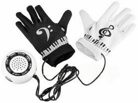 Фортепиано перчатки