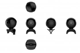 Panoráma 360 ° -os kamera 4Mpx-en az Android okostelefonhoz