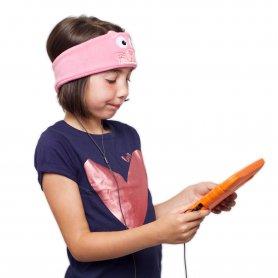 Snuggly Rascals headband s slušalicama - mačić