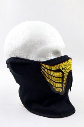 Máscara de rave LED para fiesta sensible al sonido - Scorpion