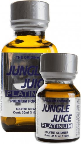 Poppers Jungle Juice PLATINUM - 24ml