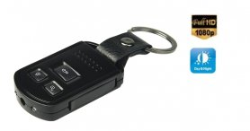 Car keychain camera - FULL HD + IR LED + Voice