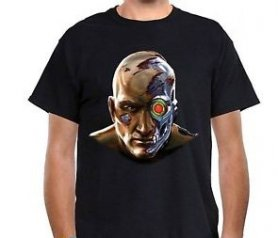 MORPH camisa digitales - Cyborg