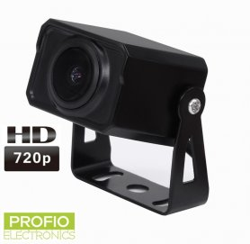 Mini cúvacia kamera s HD 1280x720+135° uhol + krytie(IP68)