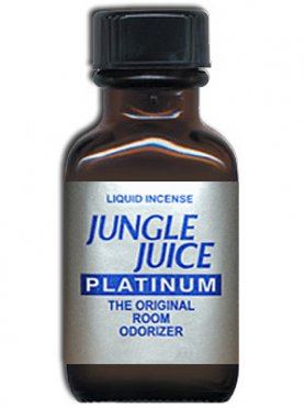 Jus de Jungle Poppers PLATINE - 24ml