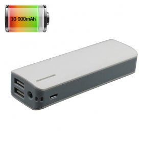 Portable Charger with capacity up to 10000mAh